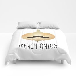 French Onion Comforters