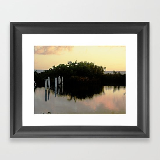 Beauty of Nature 3 @ Rincon Framed Art Print