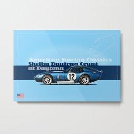 Shelby Daytona Coupe Metal Print