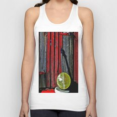 The Conductor's Banjo Unisex Tank Top