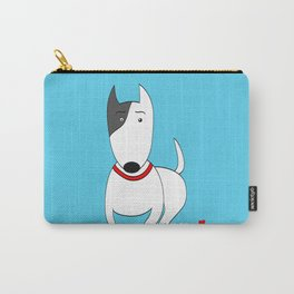 Bull Terrier Carry-All Pouch