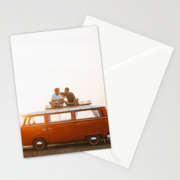 It takes nothing to join the crowd. Stationery Cards