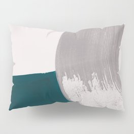 minimalist painting 02 Pillow Sham
