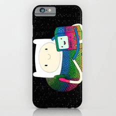 BMO & Finn Fan Art iPhone 6 Slim Case