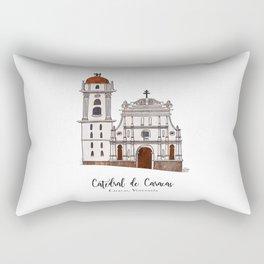 Catedral de Caracas Rectangular Pillow