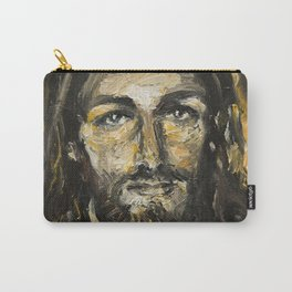 I am the light of the world. (Faustina's Vision) Carry-All Pouch