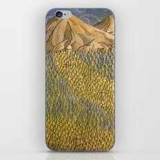 Erebor, The Lonely Mountain iPhone & iPod Skin