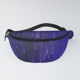 Meteor Shower Fanny Pack