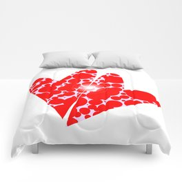 Two Hearts Comforters