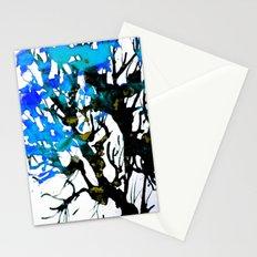Blue ash Stationery Cards