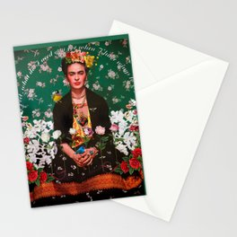 Wings to Fly Frida Kahlo Stationery Cards