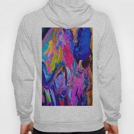 Abstract Viscosity Hoody