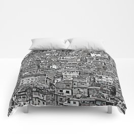 Favelas Comforters