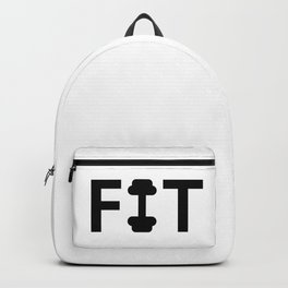 Getting Fit Backpack