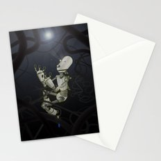 Praying to the Lord of the Universe Stationery Cards