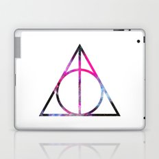 The Deathly Space Hallows Laptop & iPad Skin