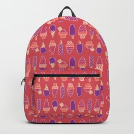 Ice cream 2 Backpack