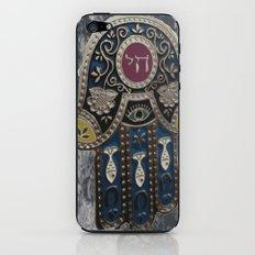 Jewish Hamsa iPhone & iPod Skin