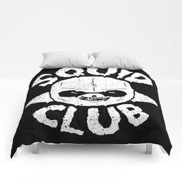 Squid Fiend Comforters