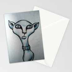 Daily Doodle - Kitty Stationery Cards