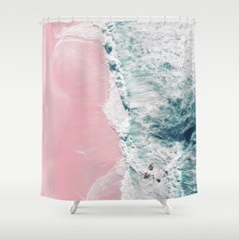 sea of love II Shower Curtain