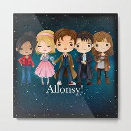 Allonsy Metal Print