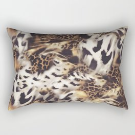 WILD CHICK LEO Rectangular Pillow