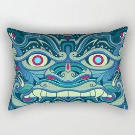 Guardian Yaksha Rectangular Pillow