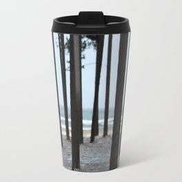 Little Presque Isle  Metal Travel Mug