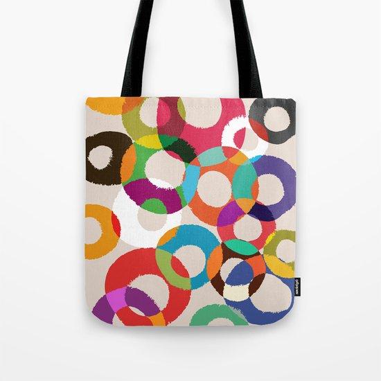 Loop Hoop Tote Bag