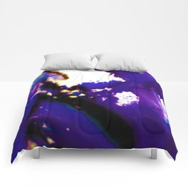 Abstract Bliss 3J by Kathy Morton Stanion Comforters