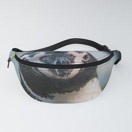 face of a penguin Fanny Pack