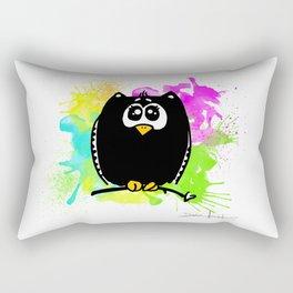 The owl without name Rectangular Pillow