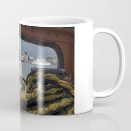 Ferry cross the Mersey Coffee Mug