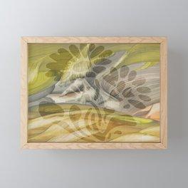 Gula Framed Mini Art Print