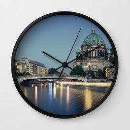 Berliner Dom 2. Wall Clock