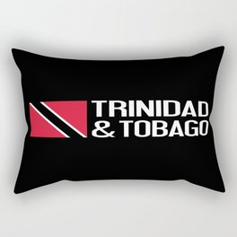 Trinidad & Tobago Rectangular Pillow