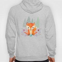 Evergreen Fox Hoody