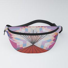 American Native Pattern No. 75 Fanny Pack