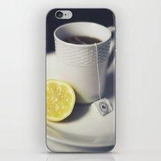Afternoon Tea II iPhone & iPod Skin