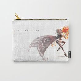 kiss of fire Carry-All Pouch