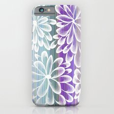 Fancy Floral iPhone 6s Slim Case