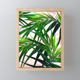 Dream paradise Framed Mini Art Print