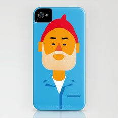 Steve Zissou Slim Case iPhone (4, 4s)