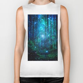 magical path Biker Tank