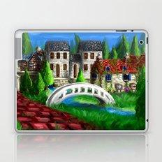 RPG Town Laptop & iPad Skin