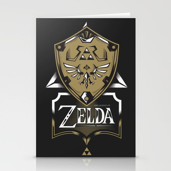 Zelda v89 Stationery Cards