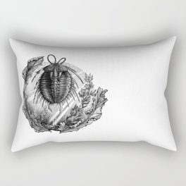 Trilobite Rectangular Pillow