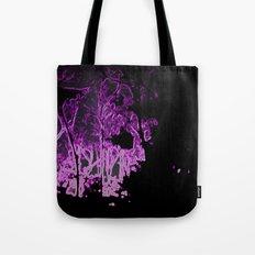 Ultraviolet Nightfall Tote Bag