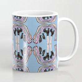 Skate date and milkshakes Coffee Mug